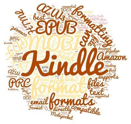 What is the best format for Kindle?