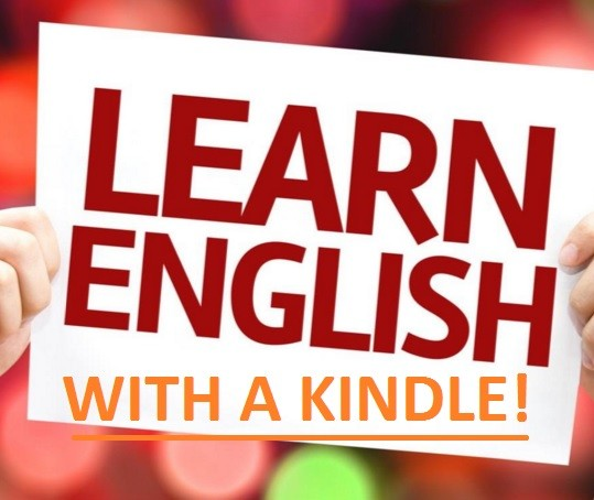 Using Kindle to Learn English