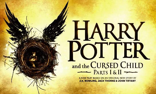 Harry Potter Book 8: Harry Potter and the Cursed Child