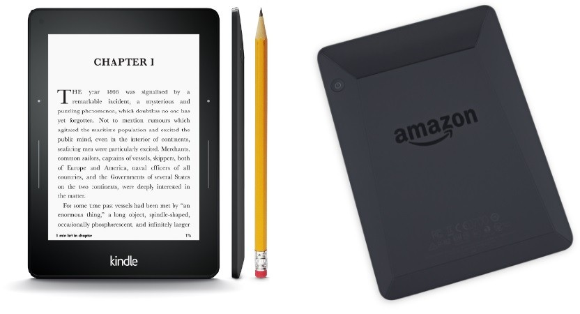 Kindle Voyage Comparison Review vs the Kindle Paperwhite and Oasis