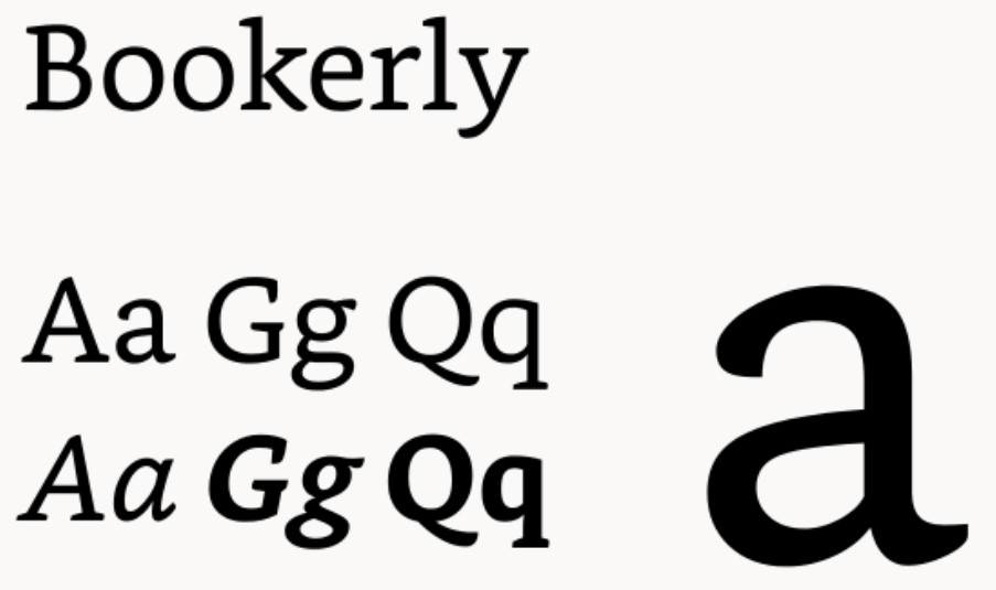 Bookerly Font Download – Beautiful Typography for Kindle